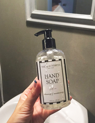 Hand Soap & Apres Laundry Cream