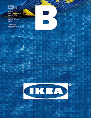 매거진B issue#63 IKEA
